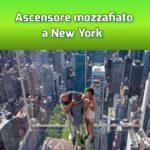 Ascensore mozzafiato a New York