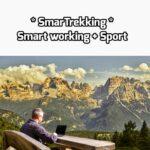 SmarTrekking per unire sport e smart working
