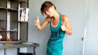 Alessandra Amoroso vip magrissima